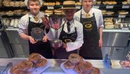 Pie Awards Grace at Coatbridge